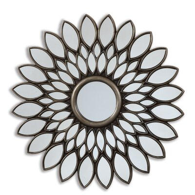 Sunflower Decorative Mirror by Selections by Chaumont