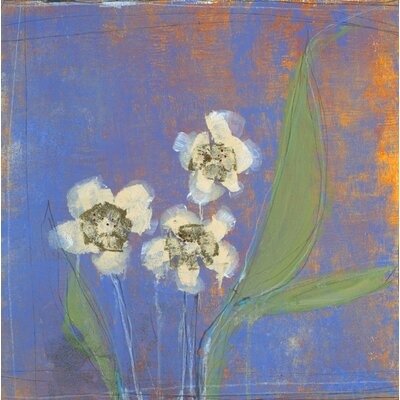 Orchid Study II by Maeve Harris Painting Print by Evive Designs