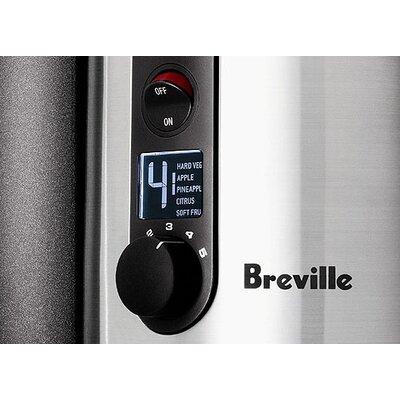 Breville Ikon Multi-Speed Juicer