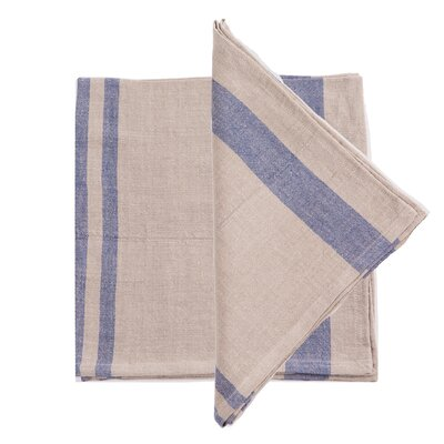 Chambery Linen Napkin by Found Object