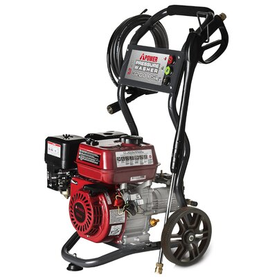3200 PSI Portable Pressure Washer by A-iPower