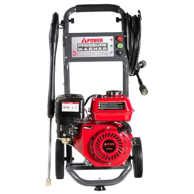 2700 PSI Portable Pressure Washer by A-iPower