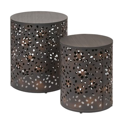 Middleton 2 Piece End Tables by OSP Designs