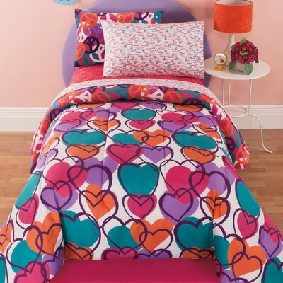 Royale Linens Leeanne Bed in a Bag Set