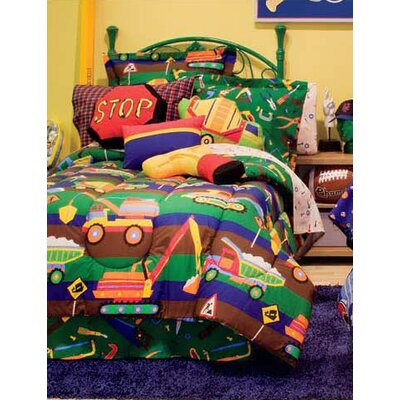 Tyler's Toy Chest Bed in a Bag Set by Royale Linens