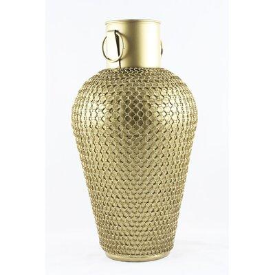 Iron Pot Vase by Timbergirl