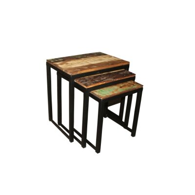 Hall 3 Piece Nesting Tables by Timbergirl
