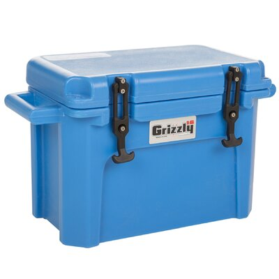 Grizzly Coolers 16 Qt. RotoMolded Picnic Cooler