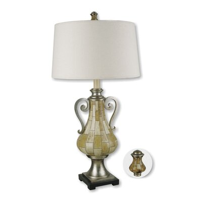 """ORE Furniture 34"""" H Table Lamp with Empire Shade"""