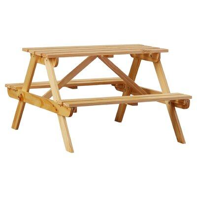 ORE Furniture Kids Picnic Table
