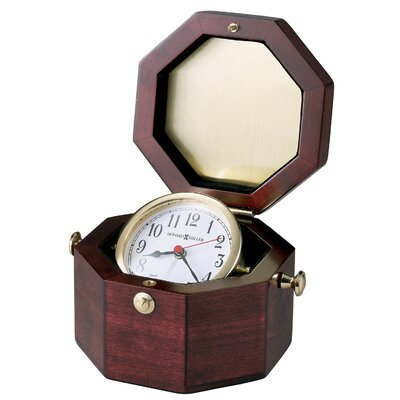 Howard Miller® Weather and Maritime Chronometer Clock
