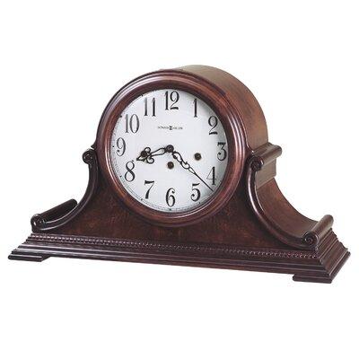Palmer Key Wound Mantel Clock by Howard Miller