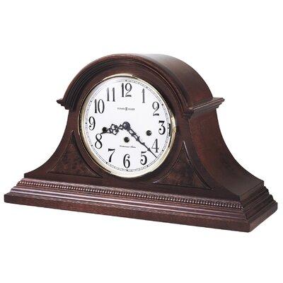 Carson Chiming Mantel Clock by Howard Miller