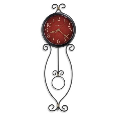 Addison Wall Clock by Howard Miller