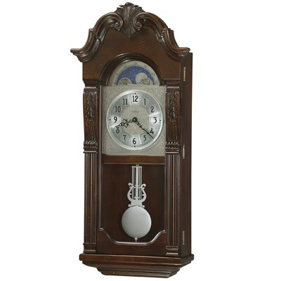 Howard Miller® Norristown Wall Clock