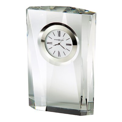 Howard Miller® Quest Table Clock