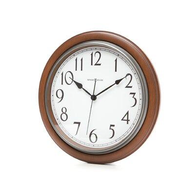 "Howard Miller® 15.25"" Kalvin Large Wall Clock"