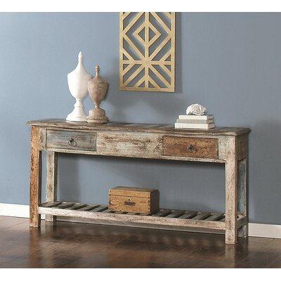 Jaipur Console Table by Largo