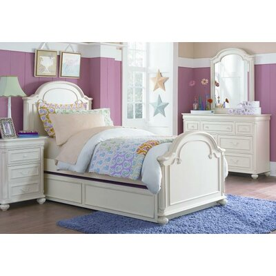 LC Kids Charlotte Storage Panel Customizable Bedroom Set Bedroom Collection