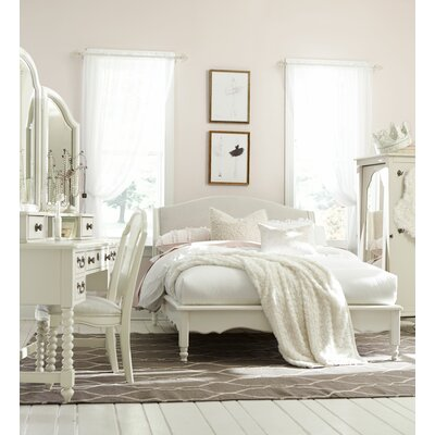 LC Kids Inspirations by Wendy Bellissimo Platform Customizable Bedroom Set Collection 383