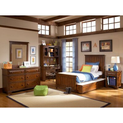 LC Kids Dawson's Ridge Storage Panel Customizable Bedroom Set Bedroom Collection
