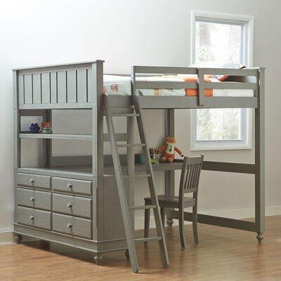 Birch Lane Kids Hatcher Loft Bed & Reviews