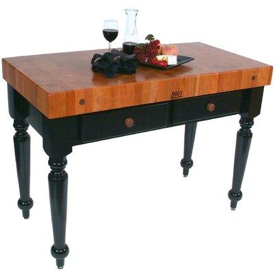 Rouge et Noir Prep Table Product Photo