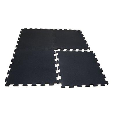 Body Solid Interlocking Rubber Flooring
