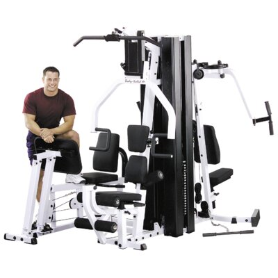Light Commercial 2 Stack Home Gym by Body Solid
