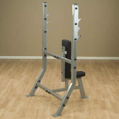 Pro Club Shoulder Press Olympic Bench by Body Solid