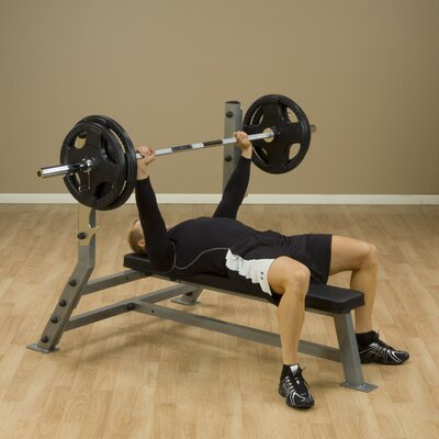 Pro Club Flat Olympic Bench by Body Solid