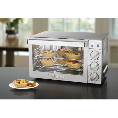 Waring 0 9 Cubic Foot Commercial Countertop Convection