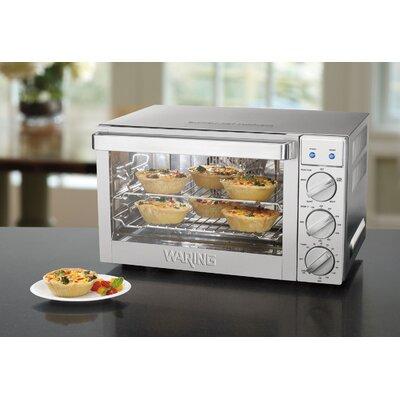 Commercial Countertop Convection Pizza Oven : ... Cubic Foot Commercial Countertop Convection Oven & Reviews Wayfair