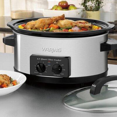 Waring 6.5 Quart Professional Slow Cooker