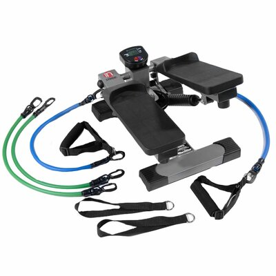 InStride Pro Electronic Mini Stepper with Electronic Monitor by Stamina