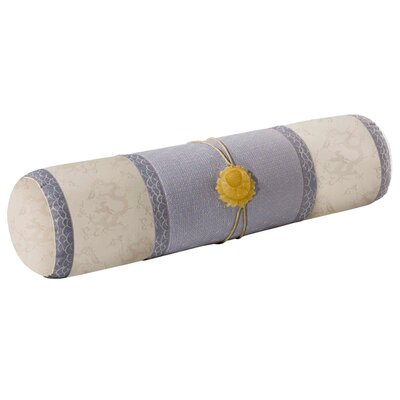 Lotus Temple Bolster Pillow by Natori