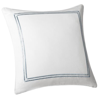 Chelsea Cotton Throw Pillow by Harbor House