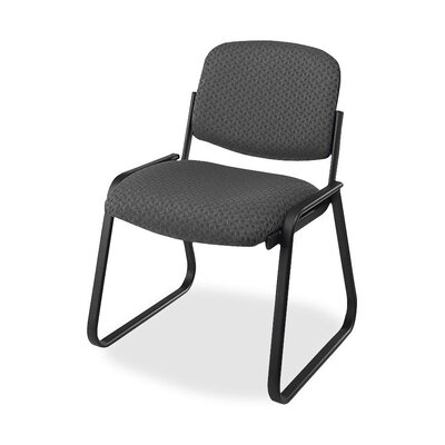 OSP Furniture Deluxe Sled Base Chair