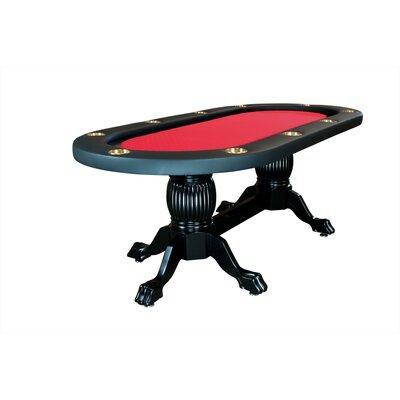 """BBO Poker Elite 94"""" Sunken Playing Surface Poker Table"""
