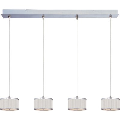 Elements 4-Light RapidJack Pendant and Canopy Product Photo