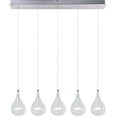 Larmes 5 Light Pendant Product Photo