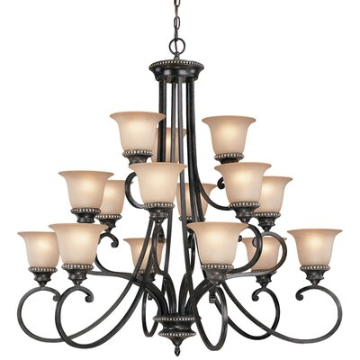 Dolan Designs Hastings 15 Light Chandelier