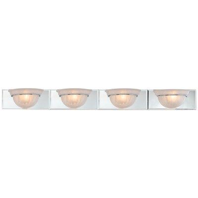 Dolan Designs Maxwell 4 Light Vanity Light