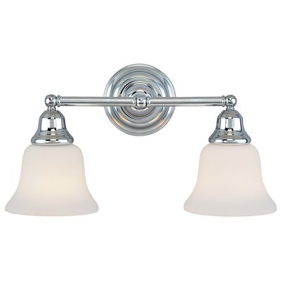 Dolan Designs Brockport 2 Light Vanity Light