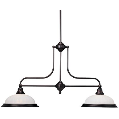 Richland 2 Light Kitchen Island Pendant Product Photo