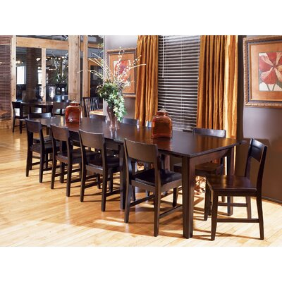 Montreal Extendable Dining Table by A-America