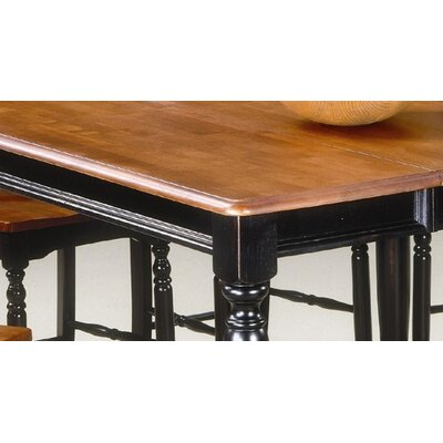 A-America British Isles Square Counter Height Dining Table