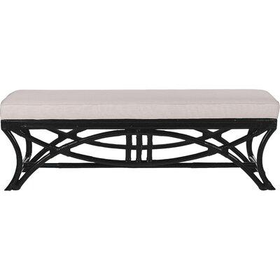 Bridgeport Rattan Bench by David Francis Furniture
