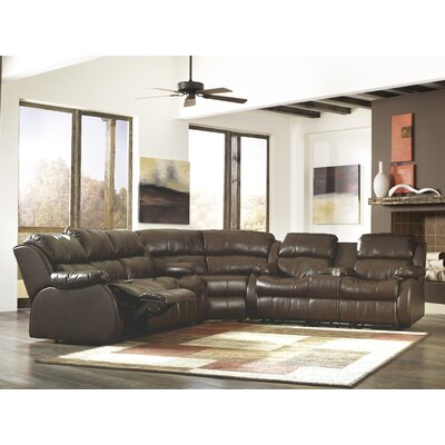 Holt Reclining Sectional by Signature Design by Ashley