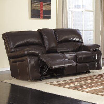 Signature Design by Ashley GNT2944 Dormont Glider Reclining Loveseat